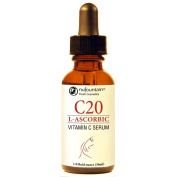 Made Fresh, Oil-Free NuFountain C20, 20% Vitamin C Serum, 30ml.