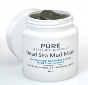 Dead Sea Mud Face Mask - Ancient Natural Facial Mask and Skin Care Treatment for Women, Men and Teens - Organic Mud Mask Offers Gentle Facial Exfoliator, Natural Moisturiser and Deep Cleansing to Restore Your Skin's Natural Radiance - This Renowned Ant ..