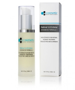 Retinol 1.0% Advanced Formula + 1 oz / 30 ml - 1% Retinol (Vitamin A), 1% Vitamin E. High strength, softens wrinkles & lines.