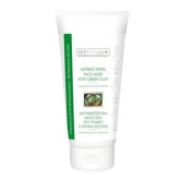 Bielenda Professional Green Clay Antibacterial Face Mask
