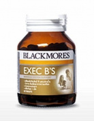 Get Best Information on What Vitamins to Take for Stress Blackmores Exec B. 60 Tablets