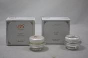 Set of 2 - New Series / Version Vivo Per Lei Intensive Eye Treatment Cream & Eye Serum, 30ml Each
