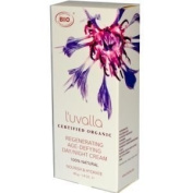 L'uvalla Certified Organic Regenerating Age-Defying Day Night Cream -- 40ml