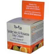 Reviva Labs Spider Vein and Rosacea Day Cream - 45ml Reviva Labs Spider Vein and Rosacea Day Crea