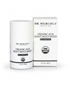 Mercola - Organic Acai Night Moisturiser 50ml