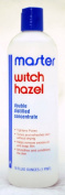 Master Well Comb Witch Hazel Double Distilled Concentrate