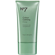 No7 Colour Calming Primer - Green