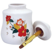 Debra Lynn Professional Cuticle Oil Jar with Brush