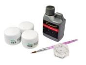 LUO Popular Selling Product Acrylic Liquid Powder Pen Brush Dappen Dish Nail Art Kit Set