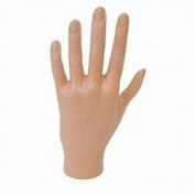 DL Professional Practise Hand With Cuticled Fingers