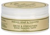 Nubian Heritage - Indian Hemp & Tamanu Edge Taming Taffy, 180ml cream