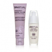 SpaRitual HANDPRINT Hand Serum & Hand Salve Duo