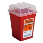 Sharps Containers - 0.9l, Stackable