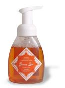Neem Oil/Bark Naturally Antibacterial/Antiviral Foam Soap ~ Ginger Bergamot ~ Kids LOVE it!