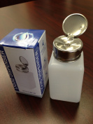 GAO Fashion. Empty Pump Dispenser Nail Art Polish Remover 200ML Bottle Tool Fashion