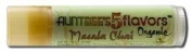 Certified Organic Lip Balms Masala Chai 5ml tubes