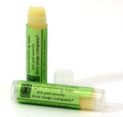 Spearmint Lip Balm -No Petroleum, Paba, Parabens nor Animal Products