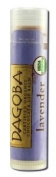 Dagoba Lavender USDA Certified Organic Lip Balm by Eco Lips