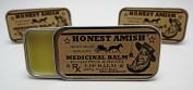 Medicinal Lip Balm By Honest Amish- All Natural Herbal Remedy