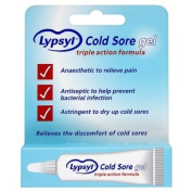 Lypsyl Cold Sore Gel 3g