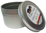 Cotton Orchid Empty Depilatory Wax Tin with Lid Included