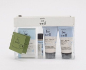 Simply Be Well 5 Piece Bath and Body Travel Kit