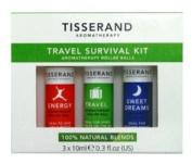 Tisserand Travel Survival Kit