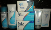Belo Blue Complete Face & Skin Care 7 pc Beauty Set