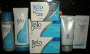 Belo Blue Complete Face & Skin Care 7 pc Beauty Set
