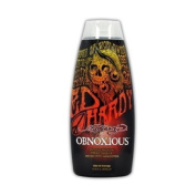 Ed Hardy Obnoxious Extreme Bronzer Tingle Tanning Lotion 300ml