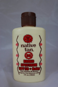 Native Tan Broad Spectrum Sunscreen Lotion 120ml