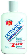 Dermatone Sunblock Lotion, 30ml Tube, SPF 36, with Z-Cote