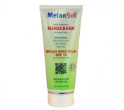 MelanSol® 100% Natural Sunscreen SPF-10