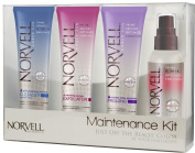 Norvell Amber Sun Sunless Preparation & Maintenance Kit