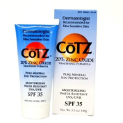 Fallene-Cotz 20% Zinc Oxide Sunscreen SPF 40, 100g