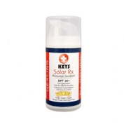 Keys Solar Rx Broad Spectrum SPF 30 Sunblock 100ml lotion by Keys Care