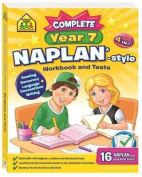 Naplan Year 7 Complete Workbook and Tests
