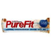 PureFit Nutrition Bar, Almond Crunch, 60ml Bars