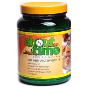 SDC Nutrition About Time Whey Protein Isolate, Vanilla, 0.9kg