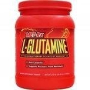 MET-Rx L-Glutamine Diet Supplement Powder, 2.2 Lbs 1000 Gramme