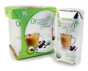 Orgain Organic Nutritional Shake Iced Cafe Mocha -- 4 Shakes