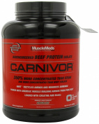MuscleMeds - Carnivor Chocolate Beef Protein, 2.1kg powder