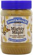 Peanut Butter & Co. Peanut Butter, Mighty Maple, 470ml Jars
