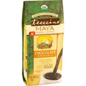 Teeccino Chocolate Herbal Coffee Alternative Tee-Bags, Caffeine Free, Acid Free, 10 count