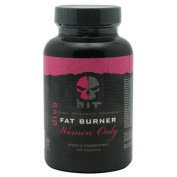 HiT Supplements Diva Fat Burner Women Only -- 120 Capsules
