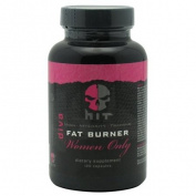 HiT Supplements Diva Fat Burner Women Only -- 120 Capsules