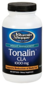 Vitamin Shoppe - Tonalin Cla, 1,000 mg, 180 softgels