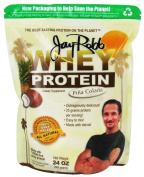Jay Robb - Grass-Fed Whey Protein Isolate Powder, Outrageously Delicious, Pina Colada, 23 Servings
