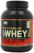 Optimum Nutrition Gold Standard 100% Whey Nutritional Drink, Chocolate Peanut Butter, 3.3 Pound