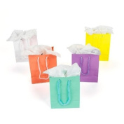 Small Pastel Gift Bags (1 dz)